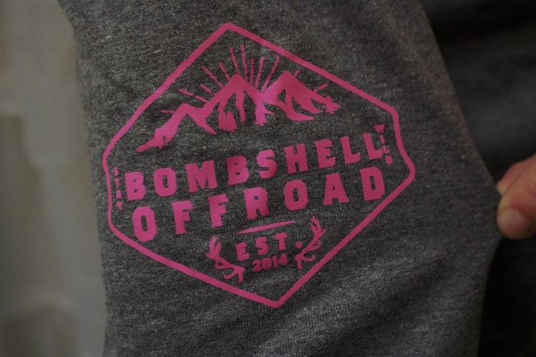 Stay Wild Long Sleeve - Bombshell Offroad