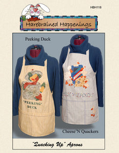 """Quacking Up"" Aprons-0344-2000"