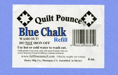 Quilt Pounce refill - blue-037-4000