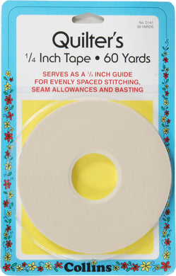 Quilter's 1/4 Inch Tape-015-4000