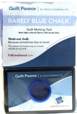 Quilt Pounce-barely blue-034-2000