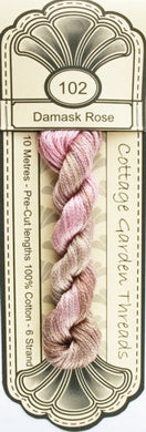 Hand Dyed embroidery thread-102-CGT