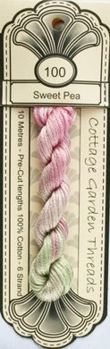 Hand Dyed embroidery thread-100-CGT