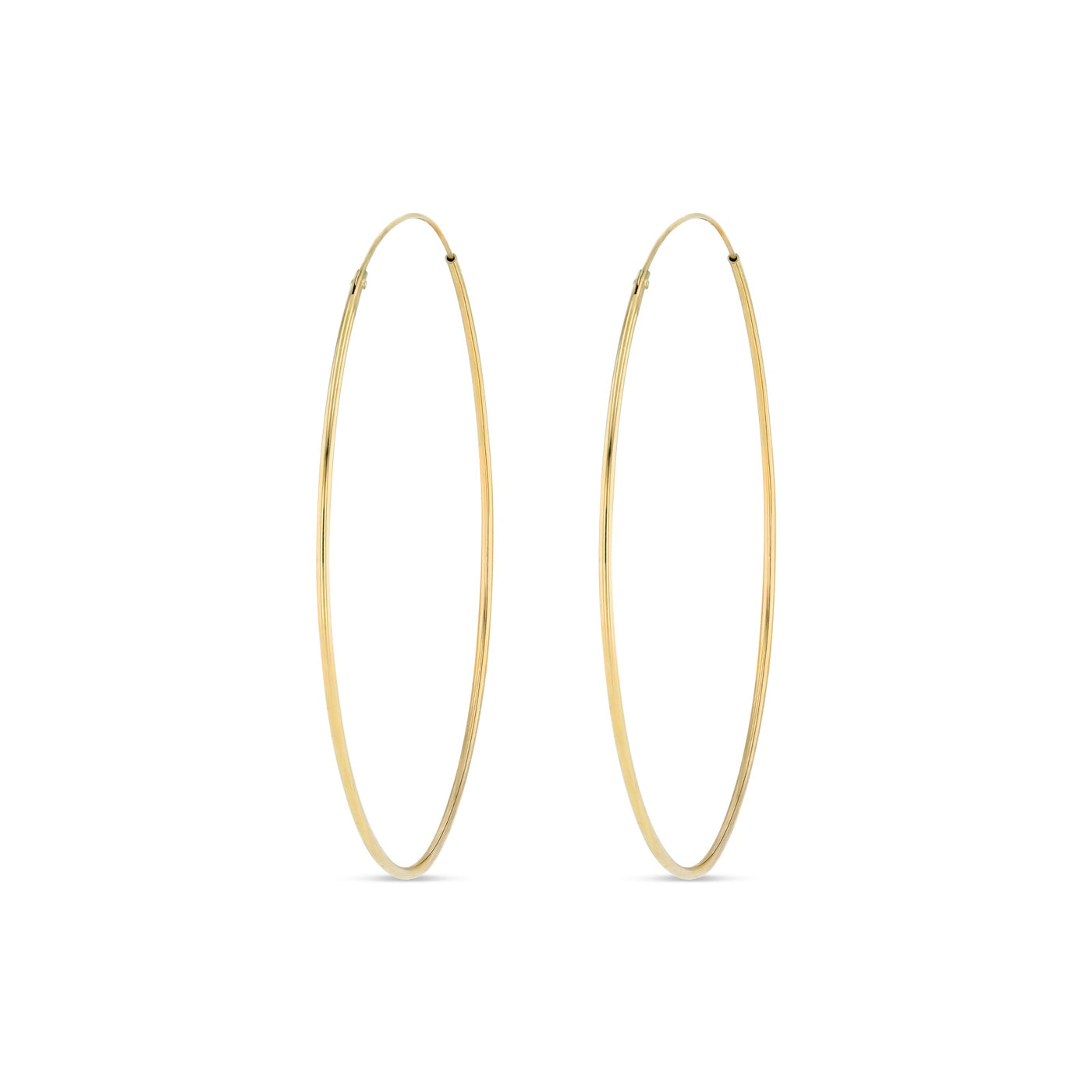 Nefertiti Hoops