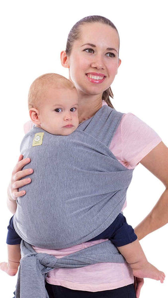 Baby Wrap Carrier by KeaBabies - All-in-1 Stretchy Baby Wraps