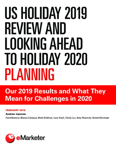 US Holiday 2019 Review and Looking Ahead to Holiday 2020 Planning: Our 2019 Results and What They Mean for Challenges in 2020