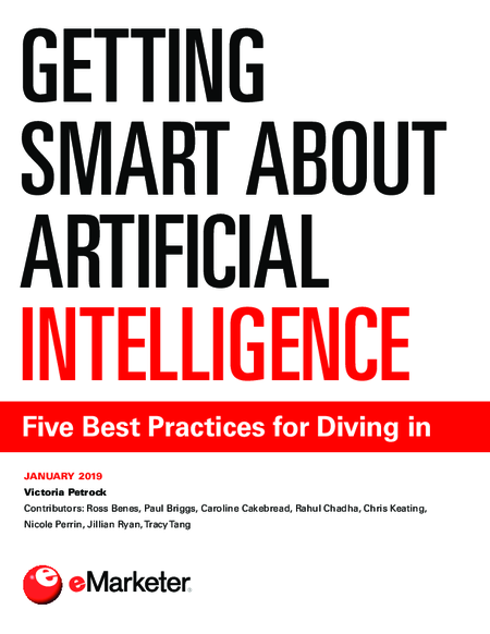 Getting Smart About Artificial Intelligence: Five Best Practices for Diving in
