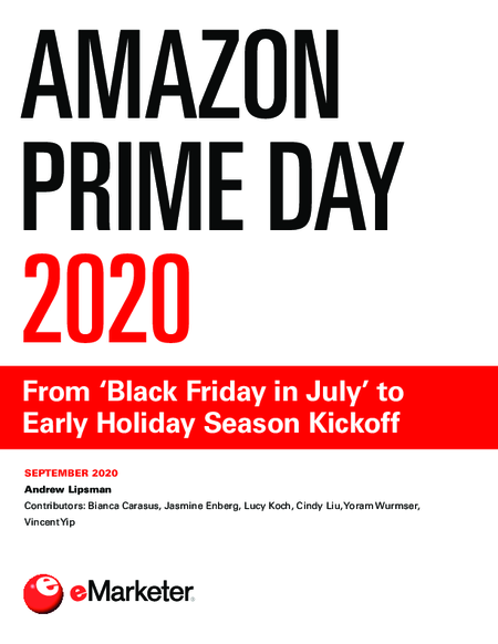 Amazon Prime Day 2020: From 'Black Friday in July' to Early Holiday Season Kickoff
