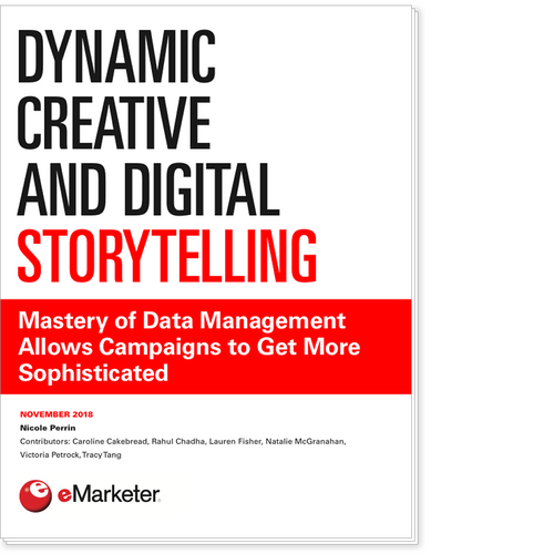 Dynamic Creative and Digital Storytelling: Mastery of Data Management Allows Campaigns to Get More Sophisticated