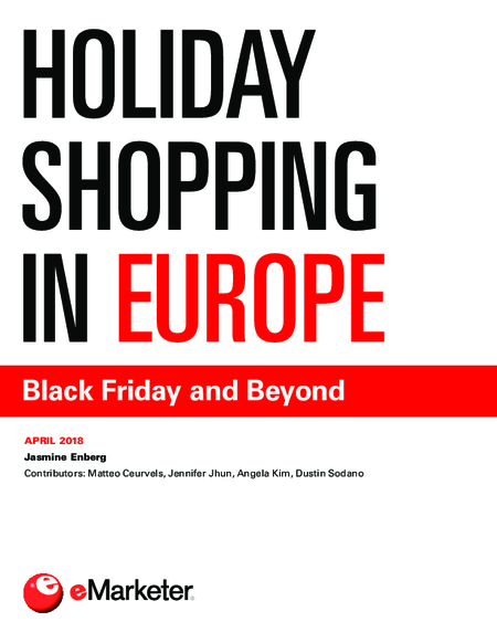 Holiday Shopping in Europe: Black Friday and Beyond