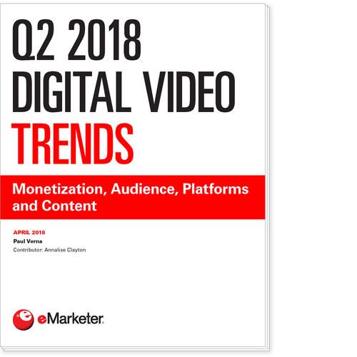 Q2 2018 Digital Video Trends: Monetization, Audience, Platforms and Content