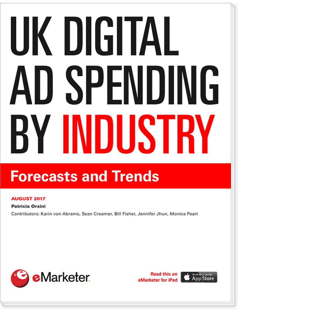 UK Digital Ad Spending by Industry: Forecasts and Trends