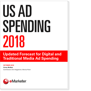 US Ad Spending 2018: Updated Forecast for Digital and Traditional Media Ad Spending