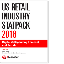 US Retail Industry StatPack 2018: Digital Ad Spending Forecast and Trends