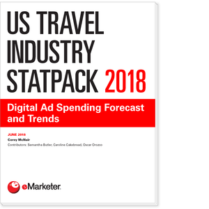 US Travel Industry StatPack 2018: Digital Ad Spending Forecast and Trends