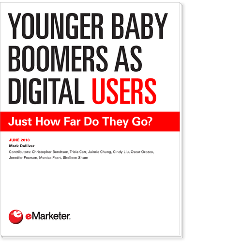 Younger Baby Boomers as Digital Users: Just How Far Do They Go?