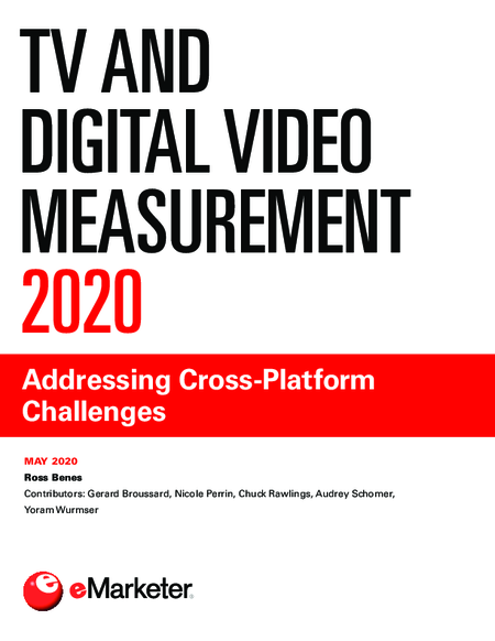 TV and Digital Video Measurement 2020: Addressing Cross-Platform Challenges