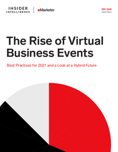 The Rise of Virtual Business Events: Best Practices for 2021 and a Look at a Hybrid Future