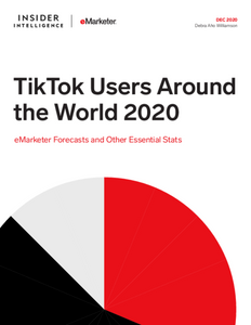 TikTok Users Around the World 2020: eMarketer Forecasts and Other Essential Stats
