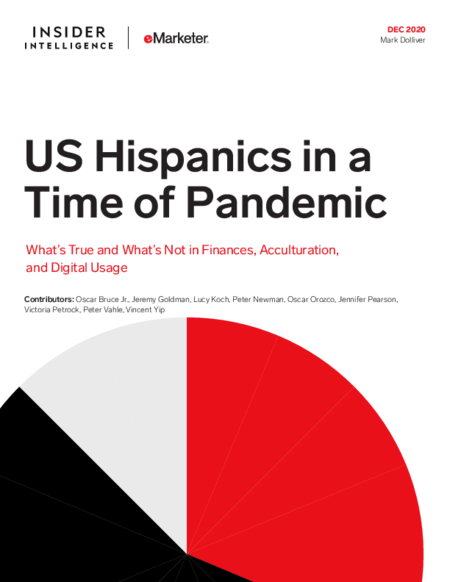 US Hispanics in a Time of Pandemic: What's True and What's Not in Finances, Acculturation, and Digital Usage