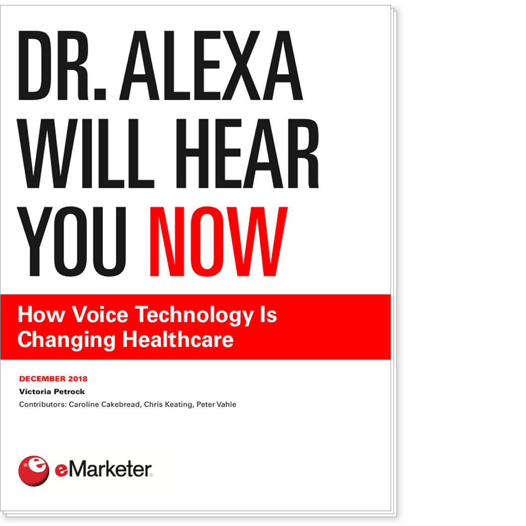 Dr. Alexa Will Hear You Now: How Voice Technology Is Changing Healthcare