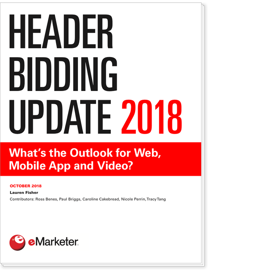 Header Bidding Update 2018: What's the Outlook for Web, Mobile App and Video?