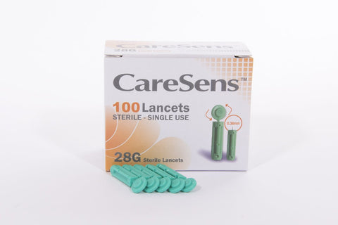 Lancets (for patch testing)