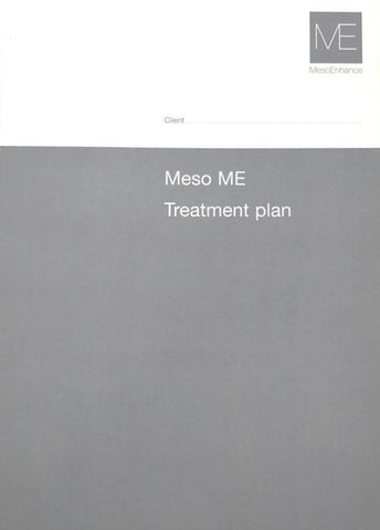 Treatment Plan Forms - Meso