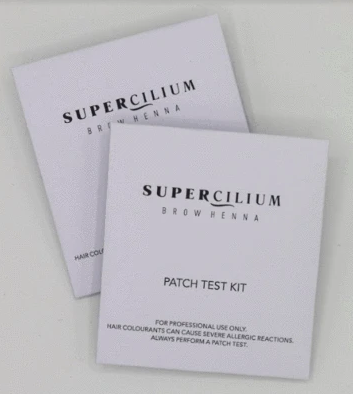 Supercilium Patch Test Kit