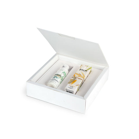 Balm Micro gift sets - SPF and Foam