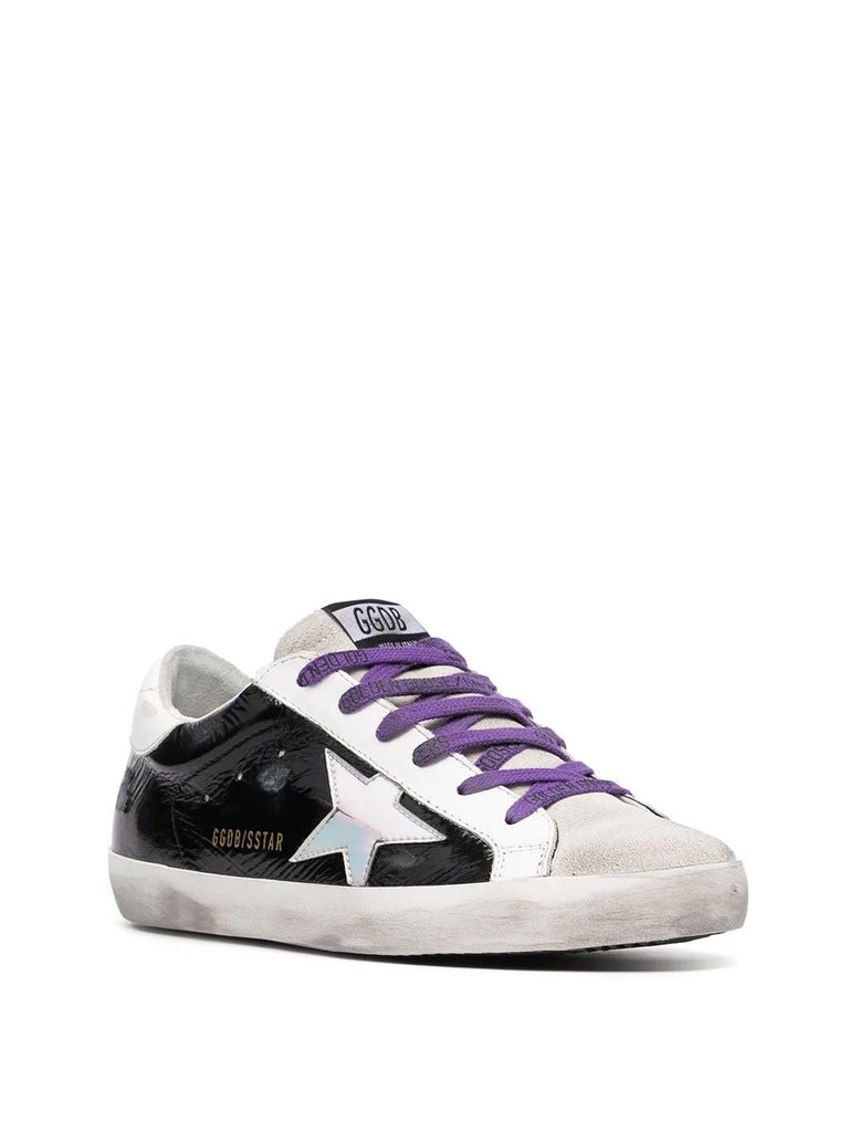 Superstar Shiny Mirror Sneaker