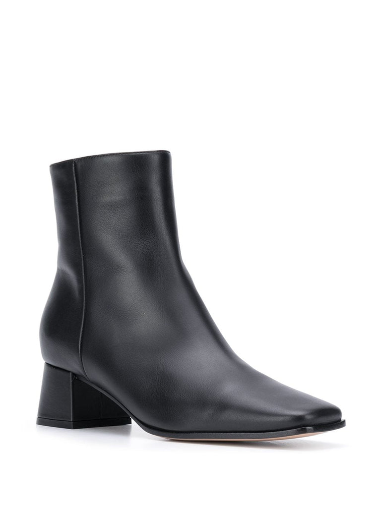 Square Toe Heel Boot
