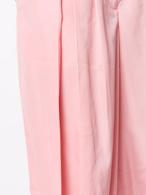 Taffeta Loose Fit Pant