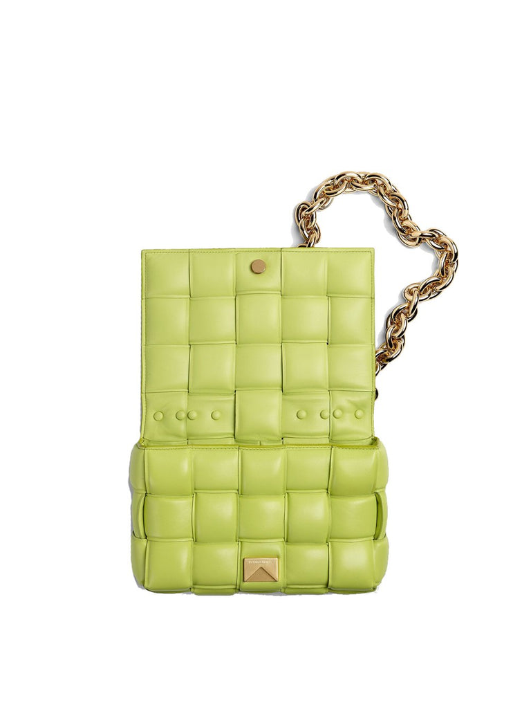 Padded Casette Crossbody