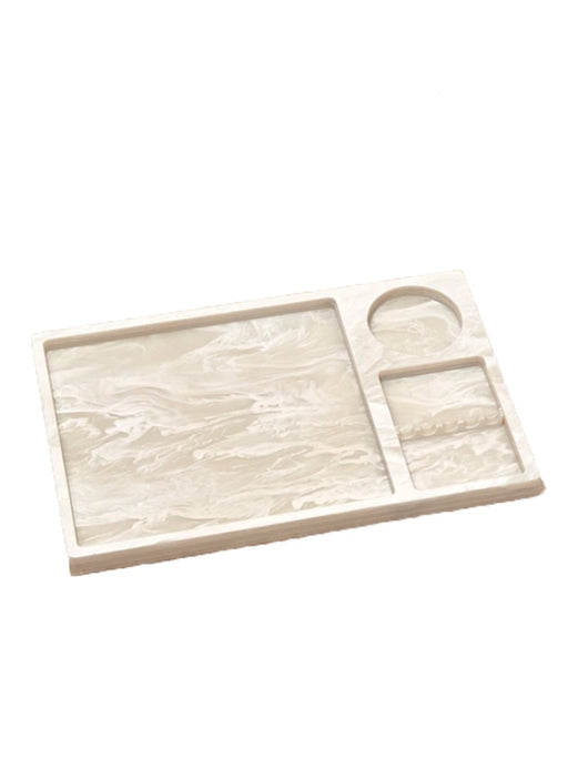 Alabaster Marble Rolling Tray Insert