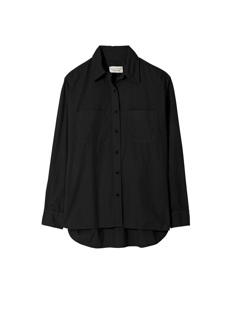 Kelsey Cotton Poplin Shirt