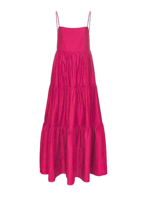 Asymmetric Maxi Dress