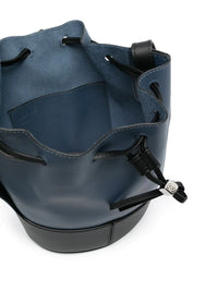 Balloon Paneled Bucket Bag Photo 4
