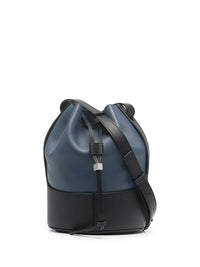 Balloon Paneled Bucket Bag Photo 1