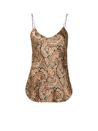 Isabella Paisley Camisole Top Photo 1
