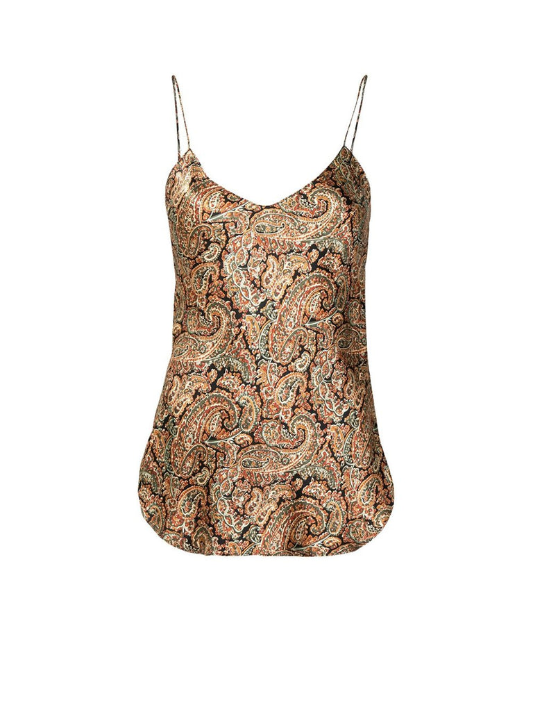 Isabella Paisley Camisole Top