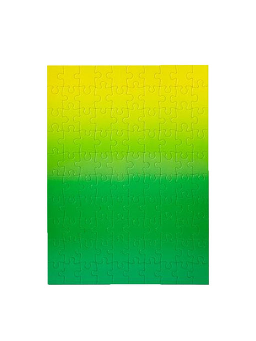 Yellow Green Gradient Puzzle
