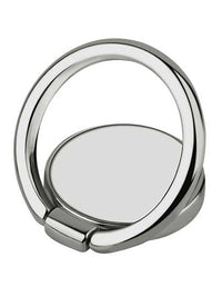 Silver Phone Ring Photo 2