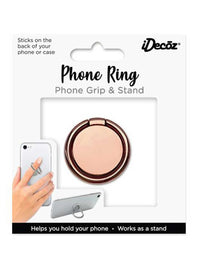 Rose Gold Phone Ring Photo 2