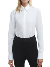 Classic Cotton Poplin Shirt Photo 3