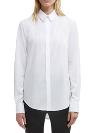 Classic Cotton Poplin Shirt Photo 2