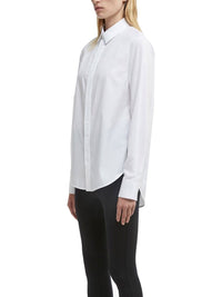 Classic Cotton Poplin Shirt Photo 4