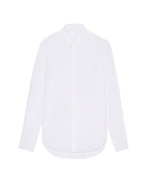 Classic Cotton Poplin Shirt Photo 1
