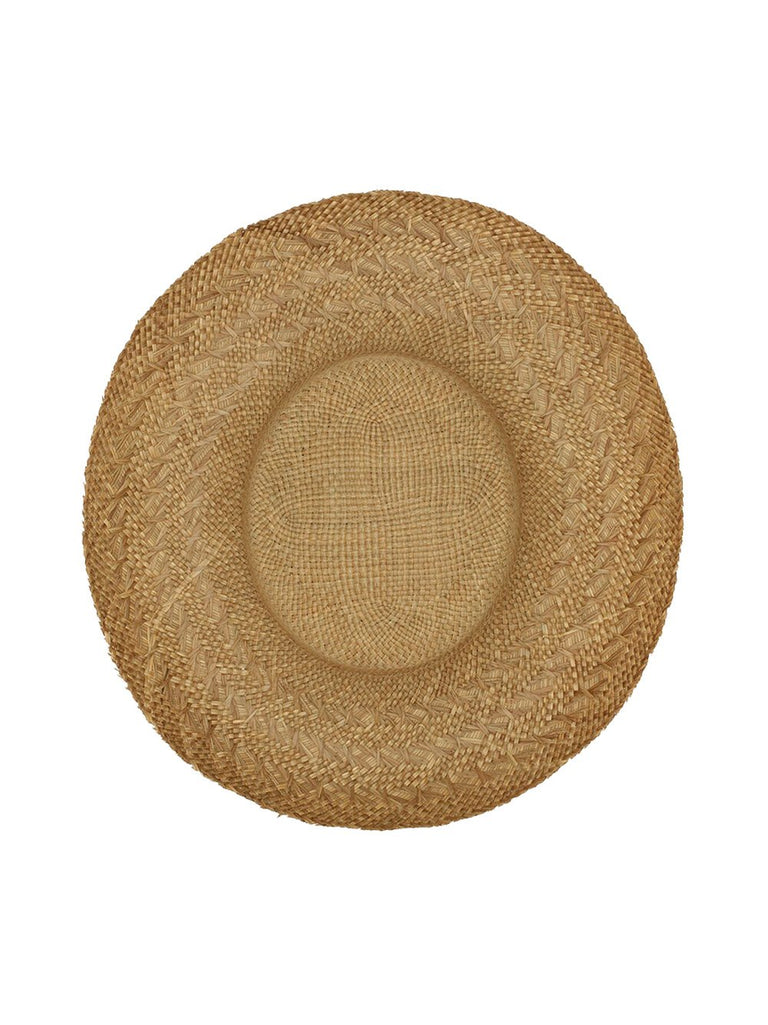Honolulu Straw Hat