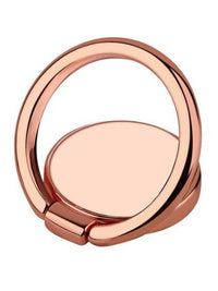 Rose Gold Phone Ring Photo 1